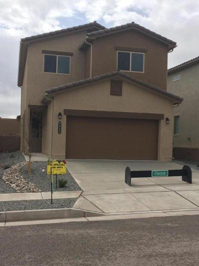 Stormcloud Sub Single Family Home For Sale: 8820 Warm Wind Place NW