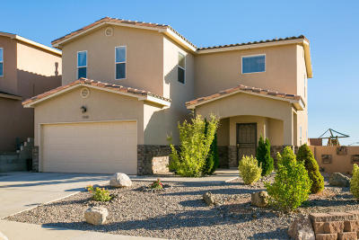 Bernalillo County Single Family Home For Sale: 13600 Mountain West Court SE