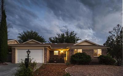 Single Family Home For Sale: 11300 Manitoba Drive NE