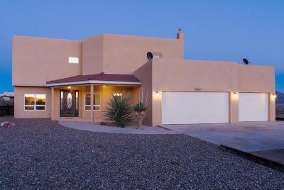 Rio Rancho Single Family Home For Sale: 2812 Puebla Court NE