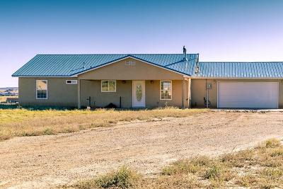 Edgewood NM Single Family Home For Sale: $267,000