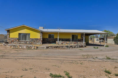 Valencia County Single Family Home For Sale: 19794 Highway 314