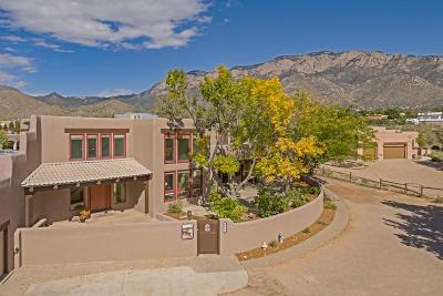 Single Family Home For Sale: 11405 Eagle Rock Avenue NE