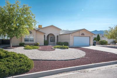 Rio Rancho Single Family Home For Sale: 2558 Shavano Peak Drive NE