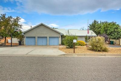 Rio Rancho Single Family Home For Sale: 3003 May Circle SE