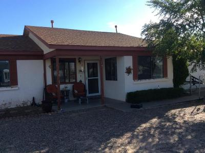 Rio Rancho Single Family Home For Sale: 511 Apache Loop SW