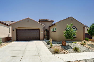 Rio Rancho Single Family Home For Sale: 4107 Pico Norte Lane NE