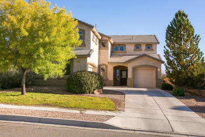 Rio Rancho Single Family Home For Sale: 2024 Las Brisas Circle SE