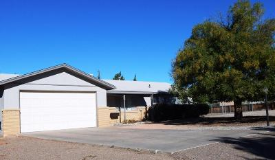 Rio Rancho Single Family Home For Sale: 1509 Grande Boulevard SE