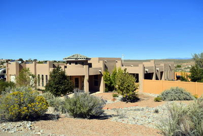 Rio Rancho Single Family Home For Sale: 301 Doe Court NE