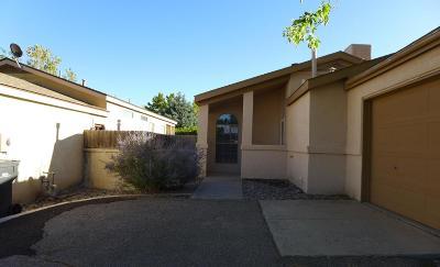 Rio Rancho Single Family Home For Sale: 1084 Harrison Drive NE
