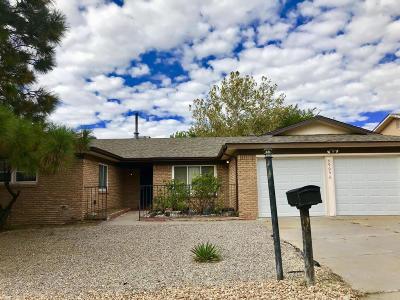 Albuquerque Single Family Home For Sale: 4905 Yucatan Drive NE