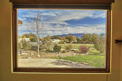Corrales Single Family Home For Sale: 340 Faculty Lane