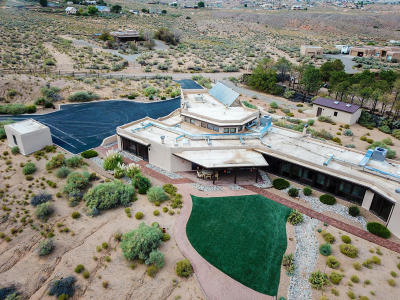 Rio Rancho Single Family Home For Sale: 5401 Jackson Loop NE