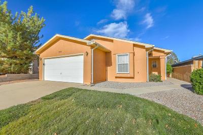 Rio Rancho Single Family Home For Sale: 3202 Thoreau Meadows Drive NE