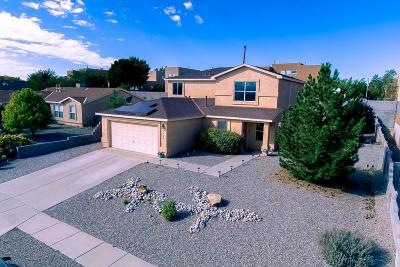 Rio Rancho NM Single Family Home For Sale: $227,000