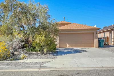 Rio Rancho Single Family Home For Sale: 7009 Angela Drive NE