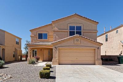 Rio Rancho Single Family Home For Sale: 3321 Cochiti Street NE