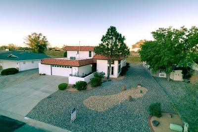 Rio Rancho Single Family Home For Sale: 2849 Trevino Drive SE
