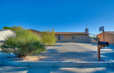 Rio Rancho Single Family Home For Sale: 3705 Juan Aldama Court SE