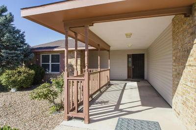 Rio Rancho Single Family Home For Sale: 6418 Roadrunner Loop NE