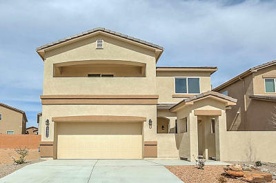 Albuquerque Single Family Home For Sale: 6935 Tempe Avenue NW