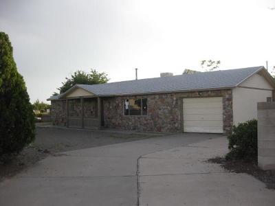 Rio Rancho Single Family Home For Sale: 1325 Sara Road SE