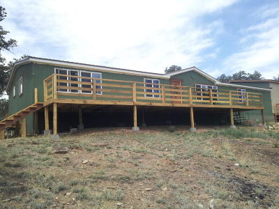 Catron County Single Family Home For Sale: 301 Webb Ranch Road