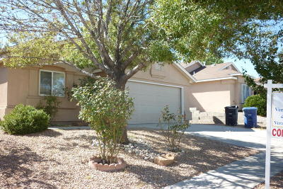 Albuquerque Single Family Home For Sale: 9400 Harbor Road NW