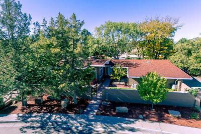 Albuquerque Single Family Home For Sale: 2219 Vista Larga Drive NE