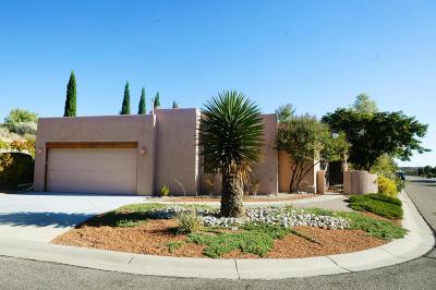 Albuquerque Single Family Home For Sale: 12704 Carmel Court NE