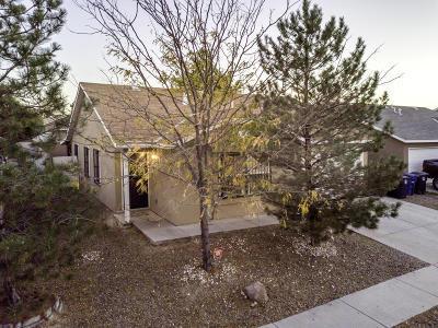 Albuquerque Single Family Home For Sale: 5756 Night Whisper Road NW