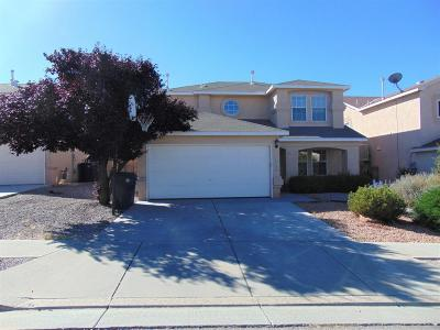Albuquerque Single Family Home For Sale: 6800 El Modesto Court NE