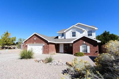 Albuquerque Single Family Home For Sale: 7119 Westford Place NW