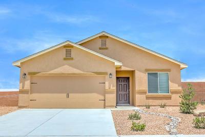 Albuquerque Single Family Home For Sale: 2909 Tierra Dorado Drive SW