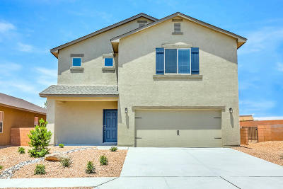 Albuquerque Single Family Home For Sale: 2908 Tierra Dorado Drive SW