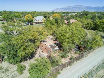 Albuquerque Single Family Home For Sale: 1917 Gabaldon Court NW