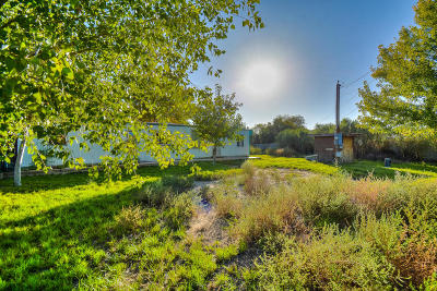 Bernalillo County Residential Lots & Land For Sale: 7430 Coors Boulevard SW
