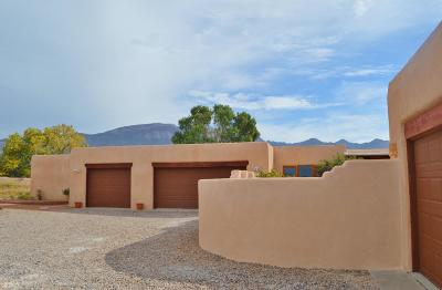 Placitas Single Family Home For Sale: 10 Tierra Madre Court