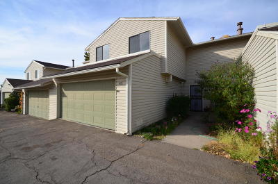 Albuquerque NM Attached For Sale: $155,000