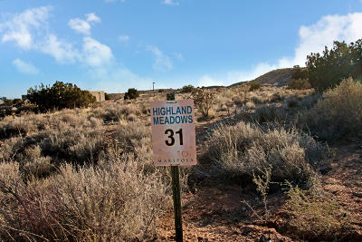 Rio Rancho Residential Lots & Land For Sale: Upland Meadows Road NE