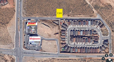 Rio Rancho Residential Lots & Land For Sale: 2105 Autumn Sage Avenue NE