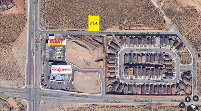 Rio Rancho Residential Lots & Land For Sale: 2009 Autumn Sage Avenue NE