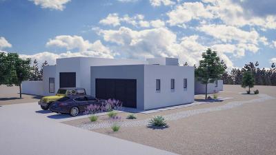 Albuquerque Single Family Home For Sale: 1825 Telesfor Sanchez Road NW