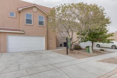 Attached For Sale: 743 Mesa Del Rio Street NW