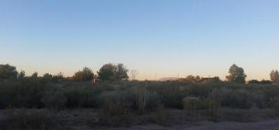 Valencia County Residential Lots & Land For Sale: Llano