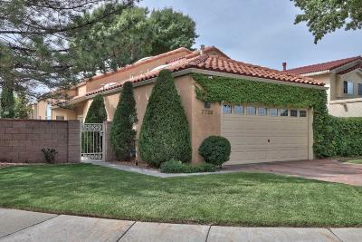 Albuquerque Single Family Home For Sale: 7728 Oakland Avenue NE