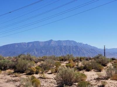 Rio Rancho Residential Lots & Land For Sale: 3514 Pachmann Road NE