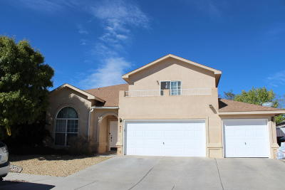 Albuquerque Single Family Home For Sale: 8605 Galatin Court NW