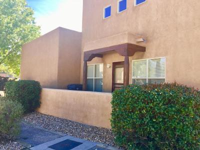 Attached For Sale: 1536 Los Jardines Place NW